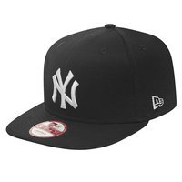 MLB 9Fifty, New York Yankees, Black/White, S/M, New Era