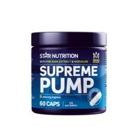 Supreme Pump, 60 caps, Star Nutrition