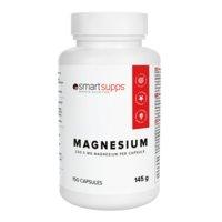 SmartSupps Magnesium, 150 caps