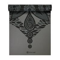 6mm Yoga Mat Granite Reflection, Gaiam