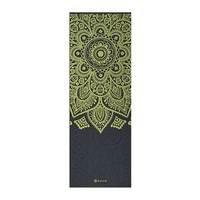 6mm Yoga Mat Sundial Layers, Gaiam