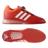 Rio Leistung, Red, strl 48 2/3, Adidas Shoes