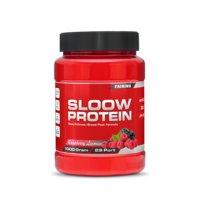 Sloow Protein, 1000 g, Raspberry Liqorice, Fairing