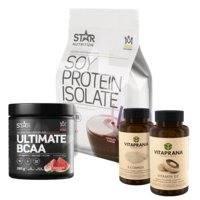 Vegaaninen starttipaketti, Star Nutrition