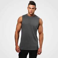 Bronx Tank, Dark Grey Melange, Better Bodies Men