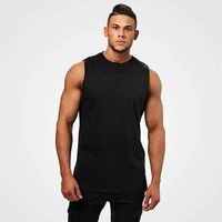 Bronx Tank, Wash Black, Better Bodies Men