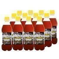 12 x Ripped Hardcore Liquid, 330 ml, Cola Lyhyt päiväys, Chained Nutrition