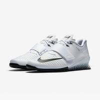 Mens Nike Romaleos 3, White/Black