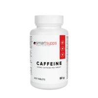 SmartSupps Caffeine, 200mg, 200 tabs