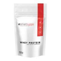 SmartSupps Whey Protein, 1 kg, Strawberry