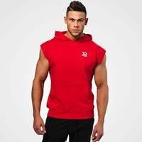 Hudson SL Sweater, Bright Red, Better Bodies Men