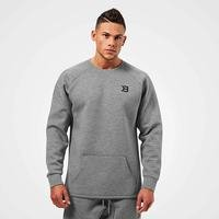 Astor Sweater, Greymelange, S, Better Bodies Men