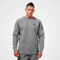 Astor Sweater, Greymelange, XL, Better Bodies Men