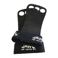 JAW Leather Grips, Black