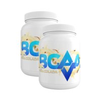 2 x AV BCAA, 500 g, Aldrig Vila