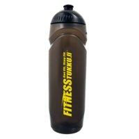 Fitnesstukku Rocket Bottle, Black, 750ml, FITNESSTUKKU