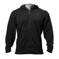 Annex Zip Hood, Wash Black