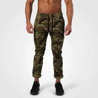 Harlem Cargo Pants, Military Camo, XXL, Better Bodies Men