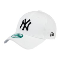 940 League Basic, New York Yankees, White, One Size, New Era
