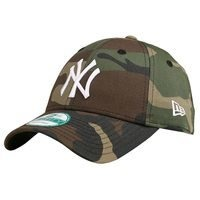 MNO 940 Camo Basic New York Yankees, Camo/White, OS, New Era