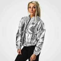 Nolita Jacket, Metallic, L, Better Bodies Women