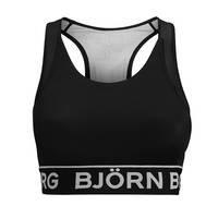 BB Noos Solids Bianca Sport Top, Black Beauty