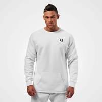 Astor Sweater, White, M, Better Bodies Men