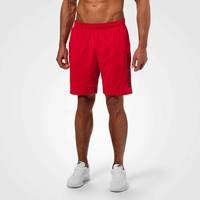Loose Function Short, Bright Red