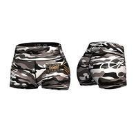 Commando Hotpants, Gray/Mixed