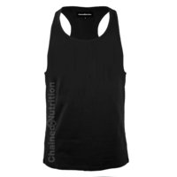 Chained Nutrition Tank Top, Black, XXL, Chained Nutrition Gear