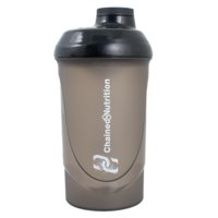 Chained Wave Shaker, Black, 600ml, Chained Nutrition Gear