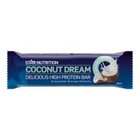 Star Nutrition Protein Bar, 55g, Coconut