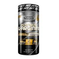 100% Platinum L-Arginine, 100 caps, MuscleTech