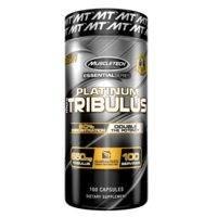 100% Platinum Tribulus, 100 caps, MuscleTech