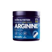 Arginine, 90 caps, Star Nutrition