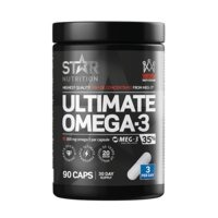 Ultimate Omega-3, 90 caps, Star Nutrition