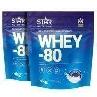 Whey-80 BIG BUY, 8 kg, Star Nutrition