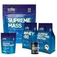 Massanlisäyspaketti, Star Nutrition