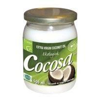 Cocosa Extra Virgin kookosöljy, 500 ml