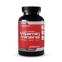 Complete vitamin & mineral, 60 tabs, Fairing
