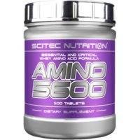 Amino 5600, 500 tablettia, Scitec Nutrition