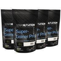 Super-Gainer Pro BIG BUY, 4 kg, Star Nutrition