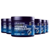 Vitamins & Minerals Daily BIG BUY, 360 caps, Star Nutrition