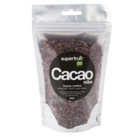 Cacao Nibs, 200 g, Superfruit