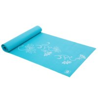 Abilica Yoga/Pilatesmatta, turkos