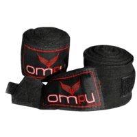OMPU Handwraps, stretch/lycra, 4m, musta, OMPU Gear