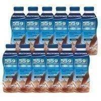 12 x Protein shake 55 g, 500 ml, Multipower