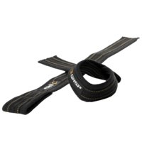 Power Wrist Straps, Black, One Size, GASP Gear