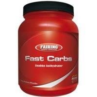 Fast Carbs, 1200 g, Maustamaton, Fairing