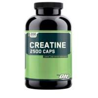 Creatine 2500, 200 kaps., Optimum Nutrition
